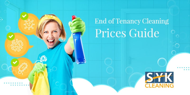 banner end of tenancy cleaning prices guide