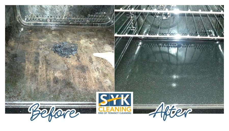 image of end of tenancy cleaning london